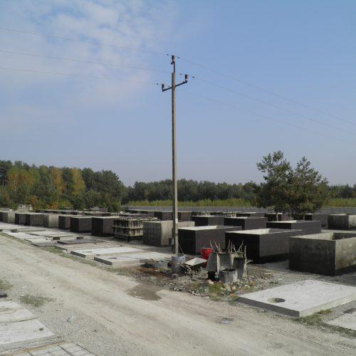 kamal-bet - szamba, betonowe zbiorniki
