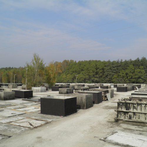 kamal-bet - szambo betonowe