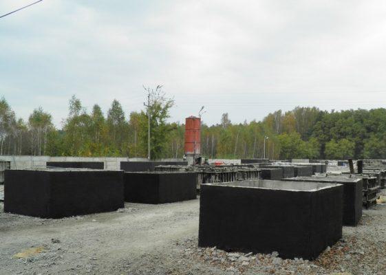 szamba betonowe