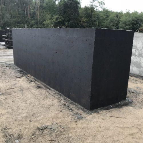 Budowa szamba betonowego
